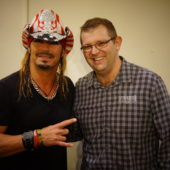 Bret Michaels Meet & Greet Secrest Auditorium